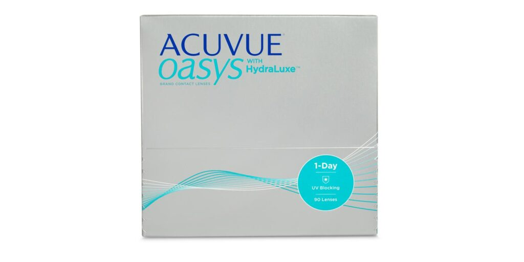 acuvue oasys 1 days